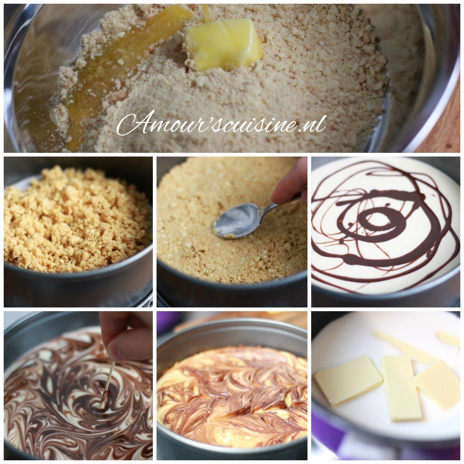 Marmercheesecake